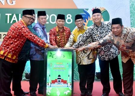 Rangkaian MTQ Nasional 2018 Sumut Resmi Diluncurkan