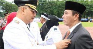 Walikota Pimpin Upacara HUT ke-428 Medan