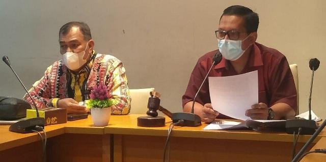 Komisi Informasi, uji kepatutan dan kelayakan, komisi A DPRD Sumut